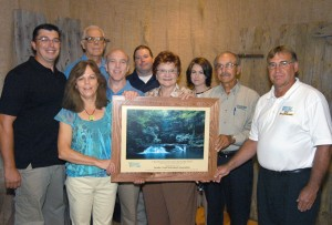 J Roy Houston Conserv Partner Award 2013 JCWA